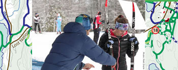 Join Skirack at Craftsbury Outdoor Center's Cross Country Ski Demo