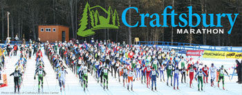 2020 Craftsbury Marathon Waxing Tips. Photo courtesy of Craftsbury Outdoor Center.