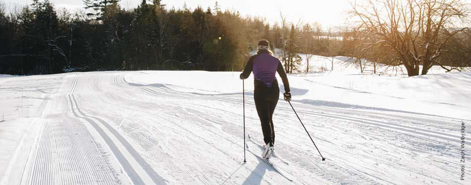 A Basic Guide to Cross Country Ski Waxing