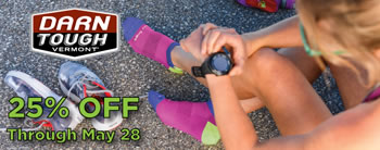 Darn Tough Sock Spring Sale Through May 28