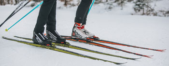 Cross Country Ski Boot Overview. Photo credit: Guillaume Desmurs.