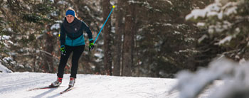 How to Select Cross Country Skis. Photo credit: Zach Walbridge.