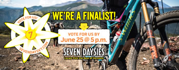 Vote Now for the 2018 Seven Daysies