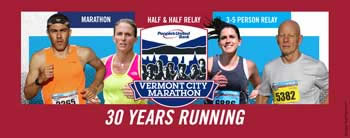 Vermont City Marathon Happenings at Skirack