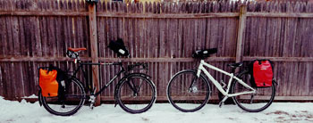 Winter Bike Commuting Items that will get you to Work and Spring
