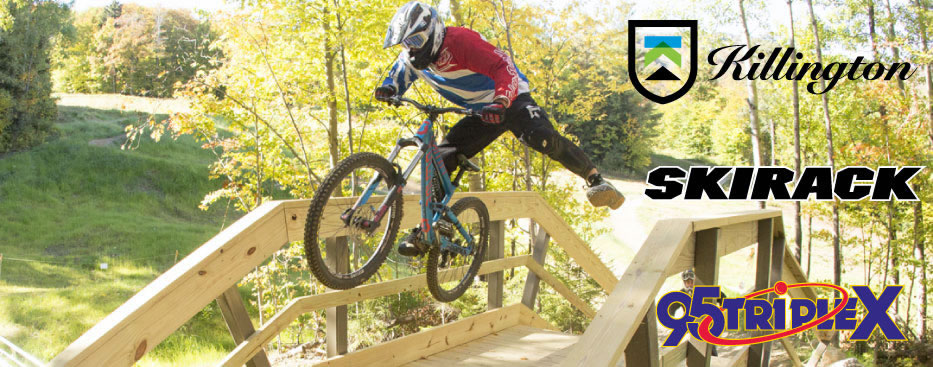 Win A Killington Mountain Biking 4-Pack