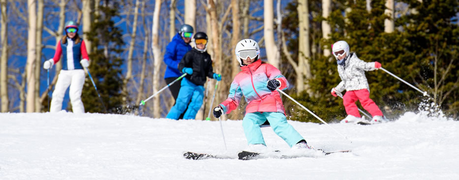 Junior Ski Leasing at Skirack of Burlington Vermont