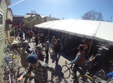 Annual Bike Swap May 6th and 7th