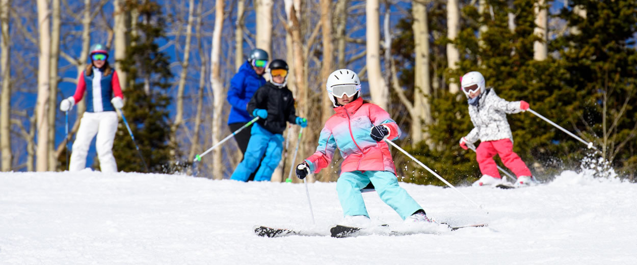 Junior Downhill Ski Lease