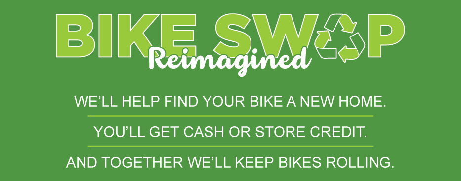 Bike Swap Reimagined Bike Consignment